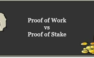 Алгоритм Proof-of-Stake